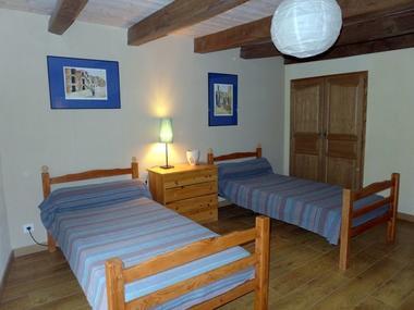 gite haute marne aprey 52g299 chambre 3.