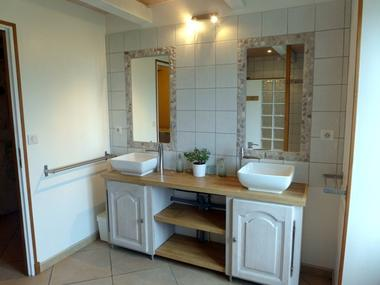 gite haute marne aprey 52g299 salle de bain.