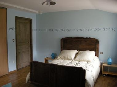 champagne 52 arc en barrois gite 52h1036 etable deux noix chambre 1.