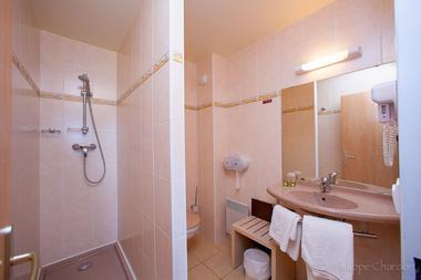 champagne 52 langres saints geosmes jumhotel salle de bain grand confort.