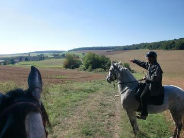 champagne 52 loisirs randonnee equestre centre equestre gite des pres aux chenes 1.