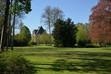 champagne 52 joinville patrimoine chateau du grand jardin mdt52 04..