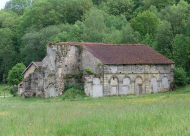 champagne 52 morimond patrimoine religieux abbaye bibliotheque mdt52 4570.
