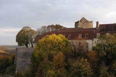 champagne 52 chaumont patrimoine chateau donjon phl 3564.