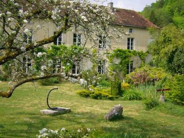 champagne 52 jardin aline bienfait cirey sur blaise.