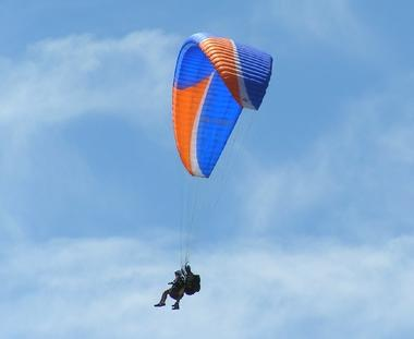 Air Magic Parapente