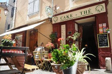 Agaceries salées - sucrées - CAKE-THÉ