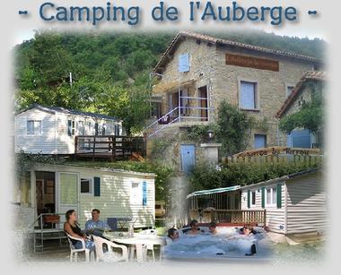CAMPING DE L'AUBERGE