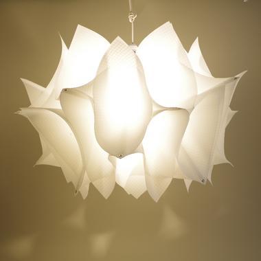 Luminaire Hortensia par Voilensac