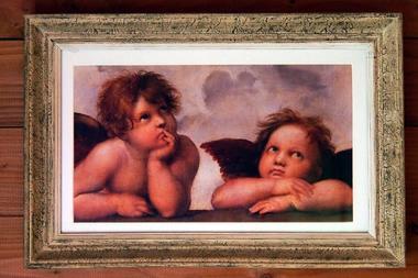 Les anges veillent