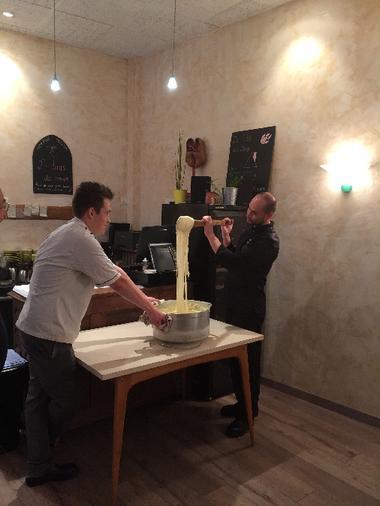 HOTEL DOUSSIERE - RESTAURANT L'ALICANTA