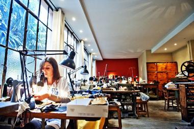 Atelier Ganterie Millau Maison Fabre