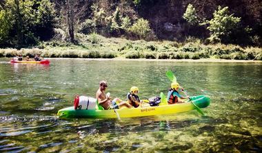 Canoe Evolution2 - Tarn