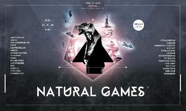 Festival Natural Games (NG) 2020