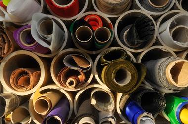Stock de Tissus à Voile pour la fabrication de sacs