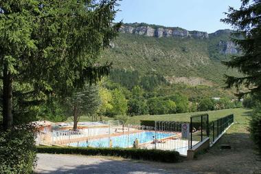 Camping Saint Martin Piscine extérieure