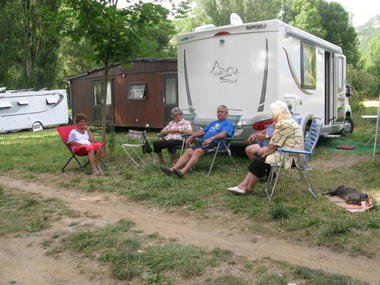 Camping Brudy - Brudy Plage