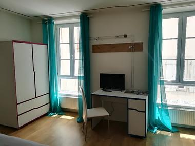 Chambre Orchidée bureau
