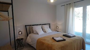 "chambre ""mandaline"" lit 1.60m"