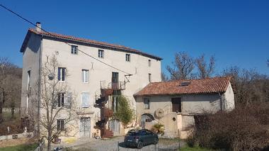 Le Moulin Francais  - 10 mn du centre de Millau
