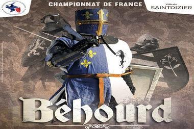 champagne 52 saint dizier championnat national behourd.
