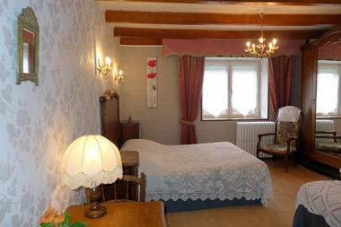 chambre hotes haute marne coiffy le haut 52g515 chambre 2.