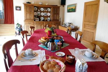 chambres hotes haute marne lanty sur aube 52g542 petit dejeuner.