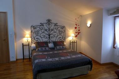 chambre hote haute marne is en bassigny 52g578 chambre 1.