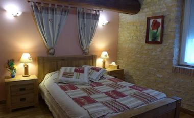 chambre hote haute marne saudron 52g580 chambre 2.