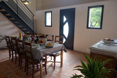 chambre hote haute marne puellemontier 52g594 salle a manger.