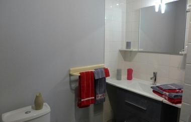 haute marne chambre hotes laferte sur amance 52g599 chez joelle salle de bain.
