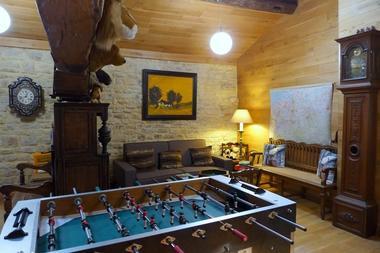 chambre hote haute marne cirfontaines en ornois 52g600 salle jeux.