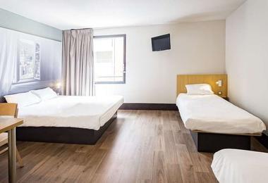chaumont 52 bb hotel chambre familiale.