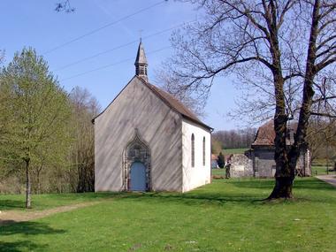 champagne 52 morimond patrimoine religieux abbaye chapelle ste ursule mdt52.