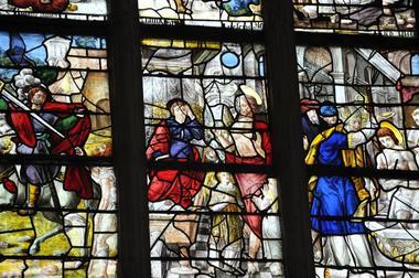 champagne 52 tremilly patrimoine religieux vitraux 6849.
