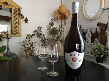 champagne 52 coiffy le haut les vins aux fleurs rose 1.