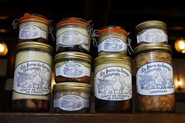 champagne 52 gastronomie droyes foie gras ferme du bocage eg6442.