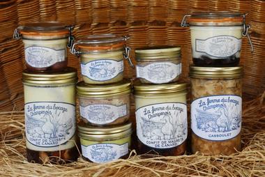 champagne 52 gastronomie droyes foie gras ferme du bocage eg6450.