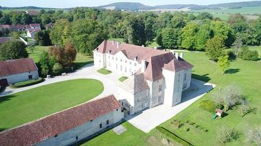 champagne 52 gudmont patrimoine chateau exterieur  20147 2017.