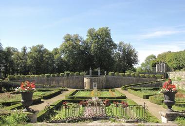 champagne 52 jardin donjeux jardin du chateau de donjeux 2.