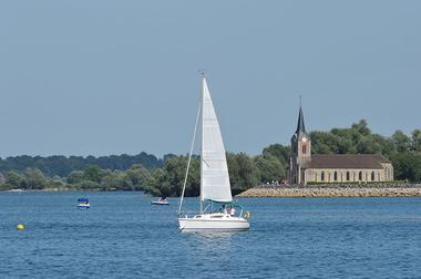 champagne haute marne 52 loisirs lac du der nautisme phl 6550.
