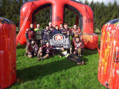 IMPERIAL PAINTBALL PARK