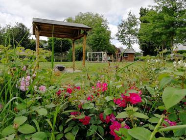 Jardin médiéval