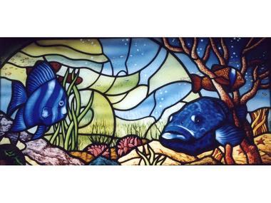 ALTMAYER-VItrail-poisson-salle-de-bain