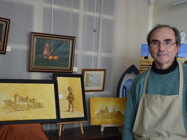 Atelier Cavero - Artisans d'art - Josselin - Morbihan - Bretagne