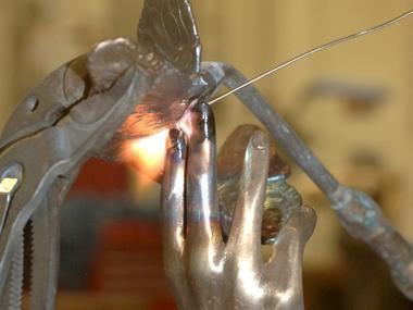 fonderie d'art - Bronzes Breizh Création - Guilliers - Bretagne