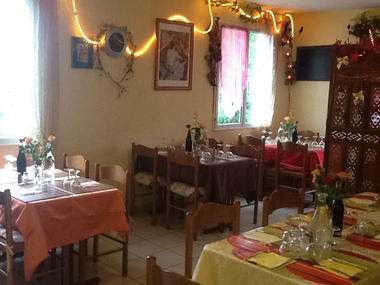 Restaurant Jardin de Tirpen - Saint-Marcel - Morbihan