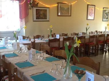 Restaurant jardin de tirpen - 2016 - Morbihan