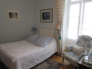Chambres d'hôtes Le Clos des Devins - Chambre Cristalline - Josselin - Bretagne
