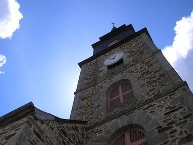 Eglise de Guilliers